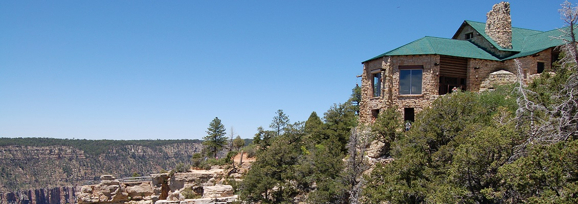 North Rim Lodge one of Grand Canyon's top 10 hotels