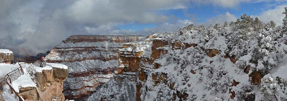 Grand Canyon Christmas photo by Michael Quinn NPS