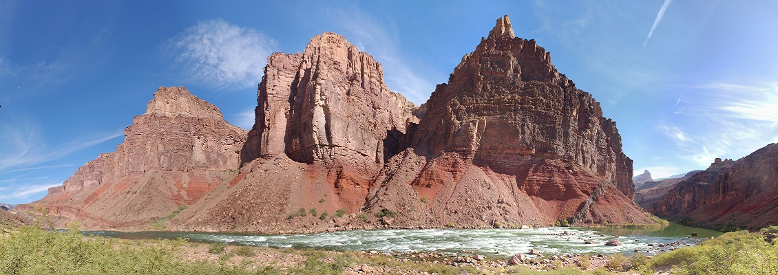Hance Rapid Grand Canyon NPS photo by Carl Bowman