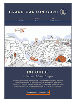Grand Canyon 101 Guidebook